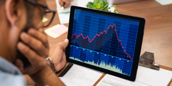 Las 5 criptomonedas de la semana: mercado a la baja