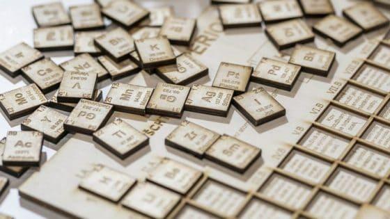 Creada nueva tabla periódica para el ecosistema de criptomonedas
