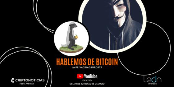 Inicia VII ciclo de conversatorios Hablemos de Bitcoin organizado por Satoshi en Venezuela