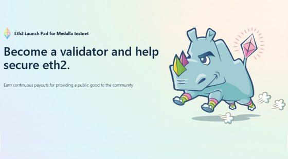 Ya puedes suscribirte como validador en Medalla, versión de prueba de Ethereum 2.0