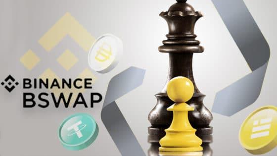Binance competirá contra las plataformas DeFi con el servicio BSwap