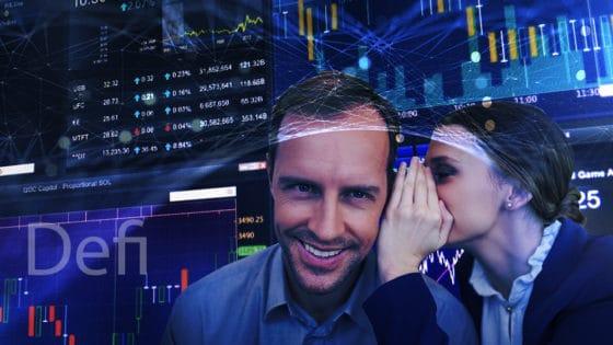 El insider trading es una tara que revolotea la industria DeFi
