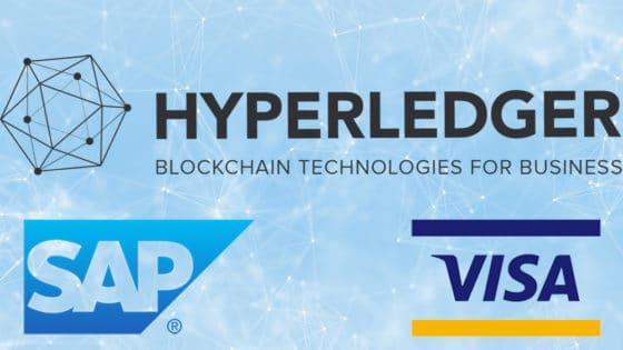 Visa entra a Hyperledger y SAP ahora te puede hacer tu blockchain empresarial certificada