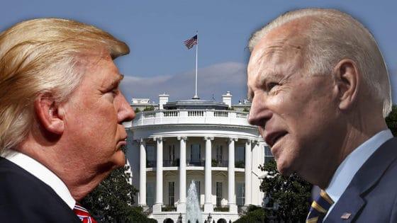 Trump vs. Biden, la lucha por la Casa Blanca está en los mercados predictivos