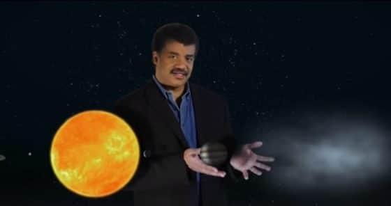 Astrofísico de la serie «Cosmos» de Fox asocia a Bitcoin con tecnología extraterrestre