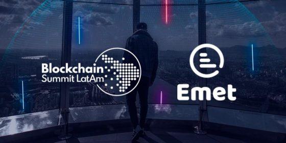Emet en la Blockchain Summit Latam 2020: Educación y crecimiento financiero