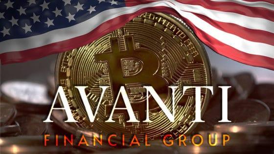 Avanti se convierte en el segundo banco de bitcoin con licencia en Estados Unidos