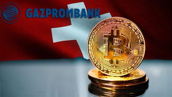 El Tercer banco más grande de Rusia recibió aprobación para comercializar bitcoin en Suiza
