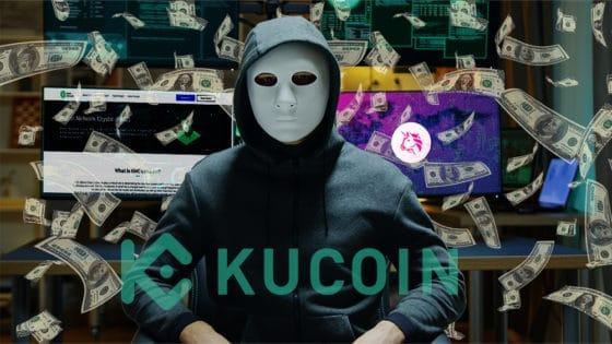 Hackers de KuCoin cambian USD 13 millones en Uniswap, Kyber y exchanges descentralizados
