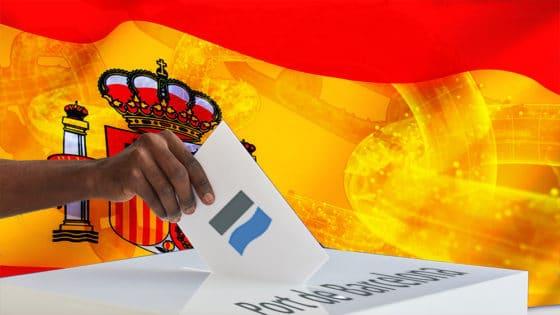 Autoridad Portuaria de Barcelona respalda elecciones con voto basado en blockchain