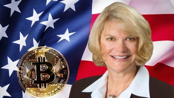 Elecciones en Estados Unidos: Una hodler de bitcoin será senadora