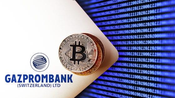 Gazprombank inaugura sus transacciones con bitcoins en Suiza