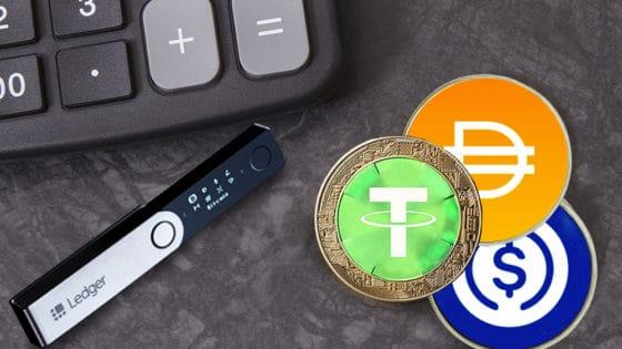 Usuarios de Ledger ahora pueden ganar intereses en DAI, Tether y USD Coin