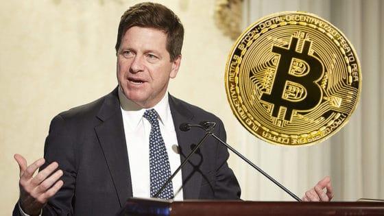 Bitcoin es medio de pago y reserva de valor, dice el presidente de la SEC