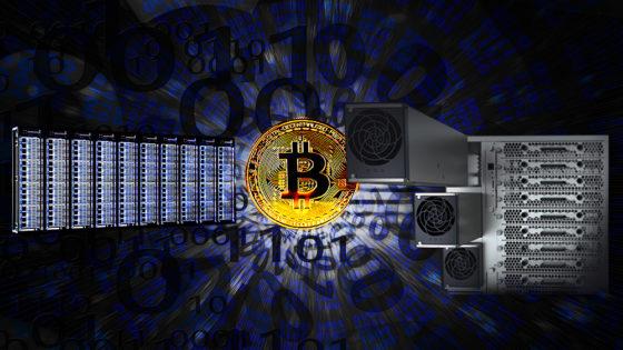 Bitmain presentó AntRack, un módulo para la minería de bitcoin a gran escala