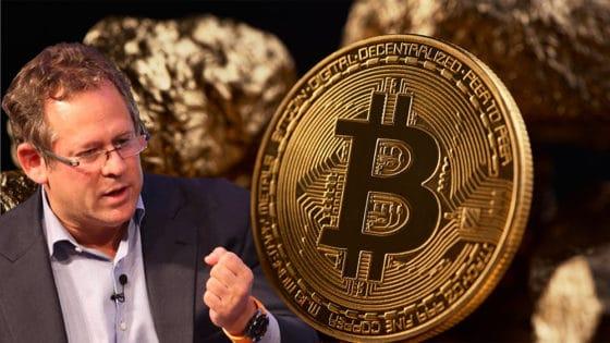 Ejecutivo de firma de inversiones BlackRock: «Bitcoin tomará el lugar del oro»