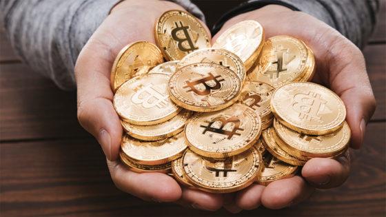Bitcoin es la criptomoneda con la distribución de riqueza más igualitaria