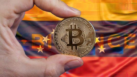 Devaluación en Venezuela «rompe» los límites del exchange p2p de bitcoin en Binance