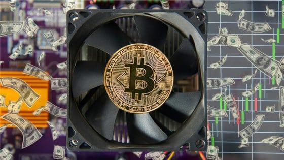 Mineros de Bitcoin están generando ingresos diarios sobre los 20 millones de dólares