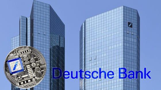"""Deutsche Bank sobre las monedas digitales: """"estamos listos para la próxima era del dinero"""""""