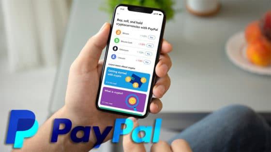 PayPal habilita sus servicios de criptomonedas en Estados Unidos