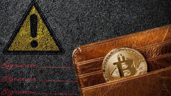 Monederos multifirma de bitcoin son inseguros en la práctica, advierte desarrollador