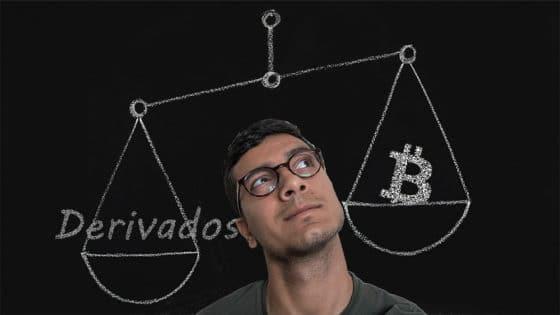 Volumen de derivados de bitcoin es 4 veces mayor que su comercio en exchanges