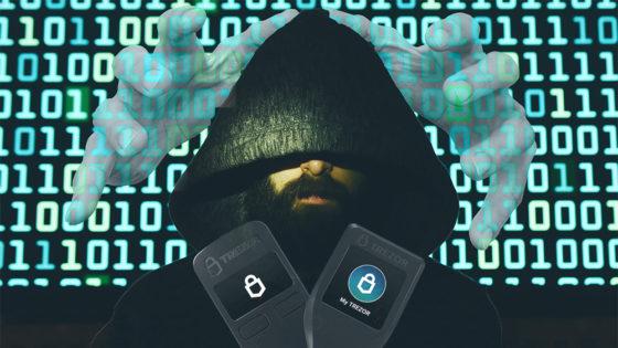 Ataque phishing contra Ledger ahora apunta a los monederos de bitcoin Trezor