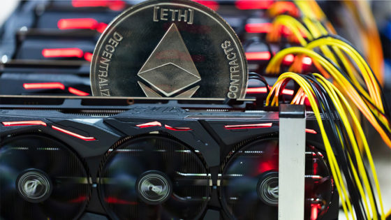 Ethereum invalidó equipos con menos de 4 GB de memoria para la minería