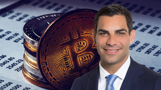 Alcalde Francis Suárez quiere convertir Miami en territorio de Bitcoin