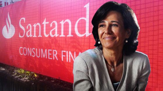 Presidenta del banco Santander: «Necesitamos eliminar la ventaja de las fintech»