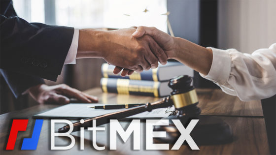 BitMex pagará 44 millones de dólares en un acuerdo legal con antiguos fundadores