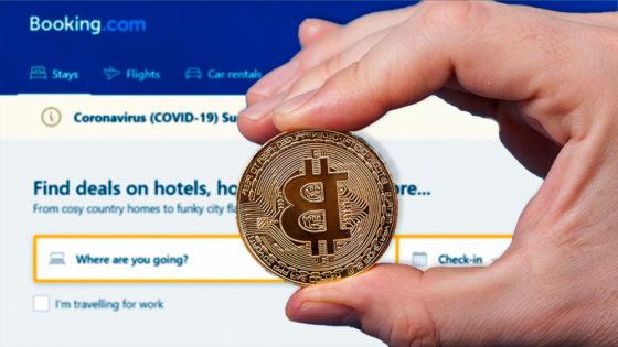 Bitcoin es la nueva alternativa de pago para reservaciones turísticas en Booking.com