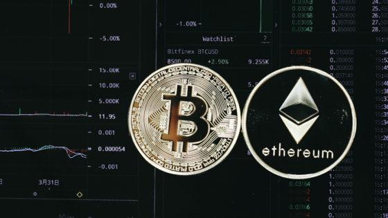 Bitcoin y Ethereum muestran señales optimistas, pese a la caída