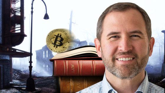 CEO de Ripple: «hay un caos regulatorio con las criptomonedas en EE.UU.»