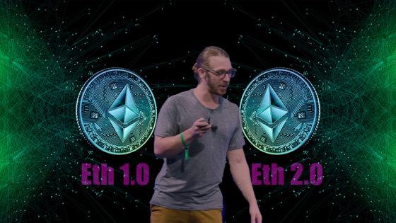 Desarrollador cree que es incorrecto diferenciar Ethereum 1.0 y 2.0