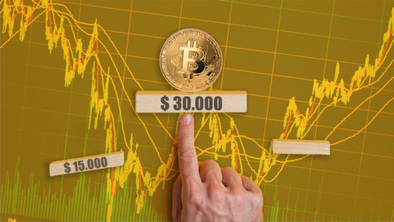 Casi 1 mes sobre 30.000 dólares ¿es bitcoin más fuerte que en la corrida alcista de 2017?