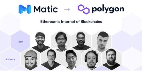 Matic Network se renombra como Polygon: el Internet de blockchains de Ethereum