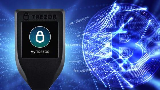 Trezor incorpora nueva función para acelerar transacciones en Bitcoin