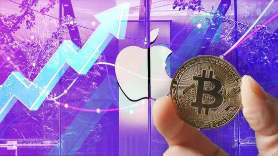 Apple podría ganar USD 40.000 millones con un exchange de Bitcoin, dice RBC