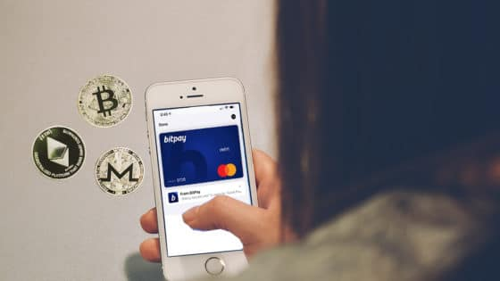 Apple Pay ya está disponible para compras con bitcoin, ethers y stablecoins