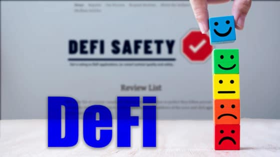 Este sitio te dice cuáles son las plataformas DeFi más seguras y cuáles no