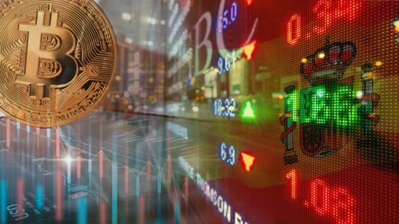 Exchange de bitcoin mueve en un día el doble de dinero que la bolsa de España en un mes