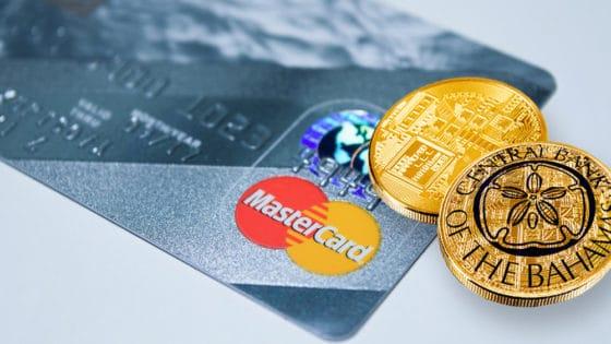 Mastercard lanza tarjeta para la moneda digital del banco central de Bahamas