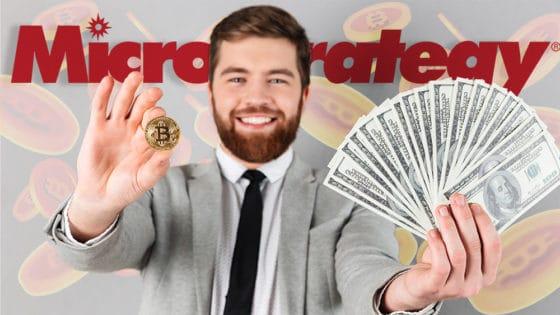 MicroStrategy venderá USD 600 millones en bonos para comprar bitcoin