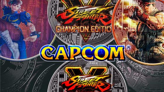 Capcom lanza tokens coleccionables del legendario juego Street Fighter