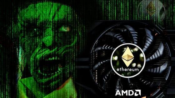Modo zombie permite a antiguas tarjetas AMD minar Ethereum con ganancias