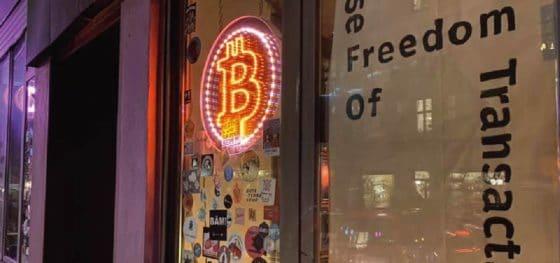 Misión Room 77: bitcoiners lanzan propuesta para salvar al primer bar bitcoin del mundo