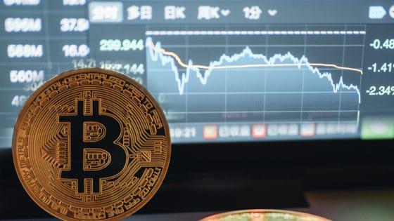 Mil millones de dólares fueron liquidados con una caída de 10% en el precio de bitcoin