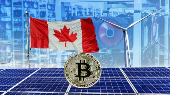"""Dos empresas de Canadá acuerdan alianza para dedicarse a la """"minería verde"""" de Bitcoin"""